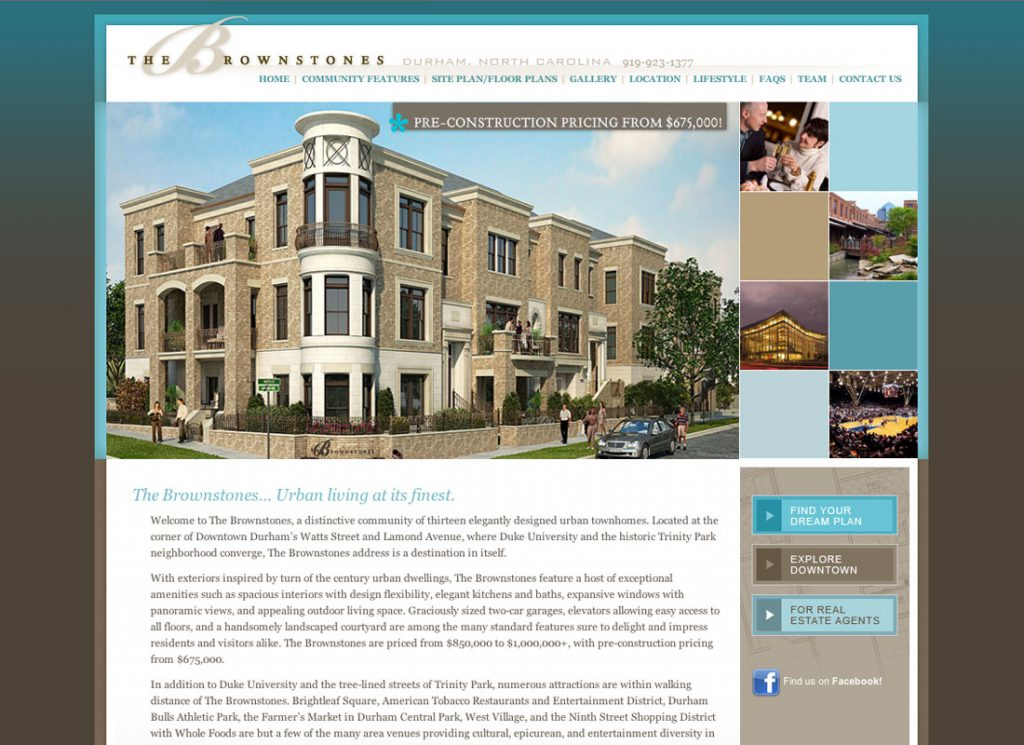 The Brownstones Home Page