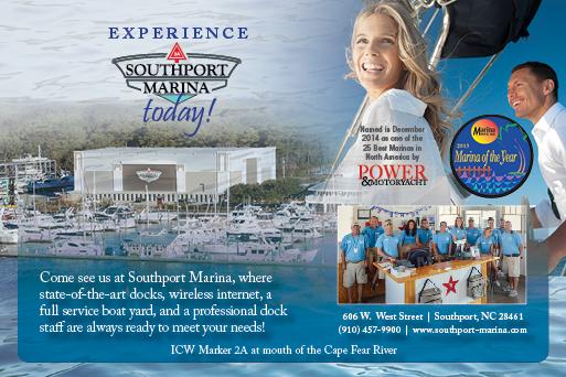 Southport Marina Marina Life Ad