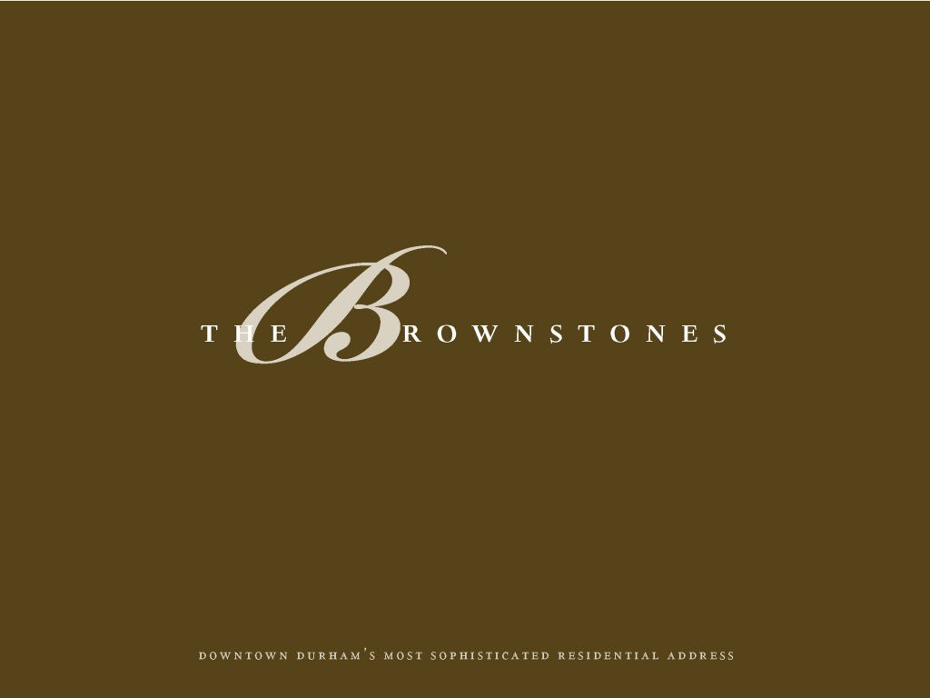 The Brownstones Pocket Folder Front