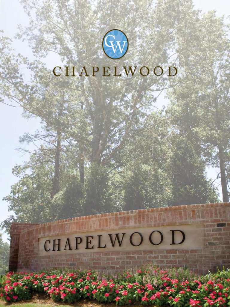 Chapelwood Pocket Folder Front