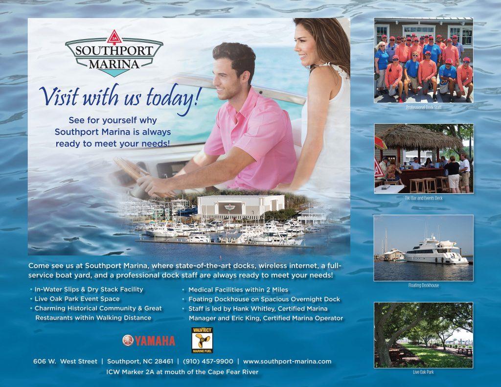 Southport Marina Ad